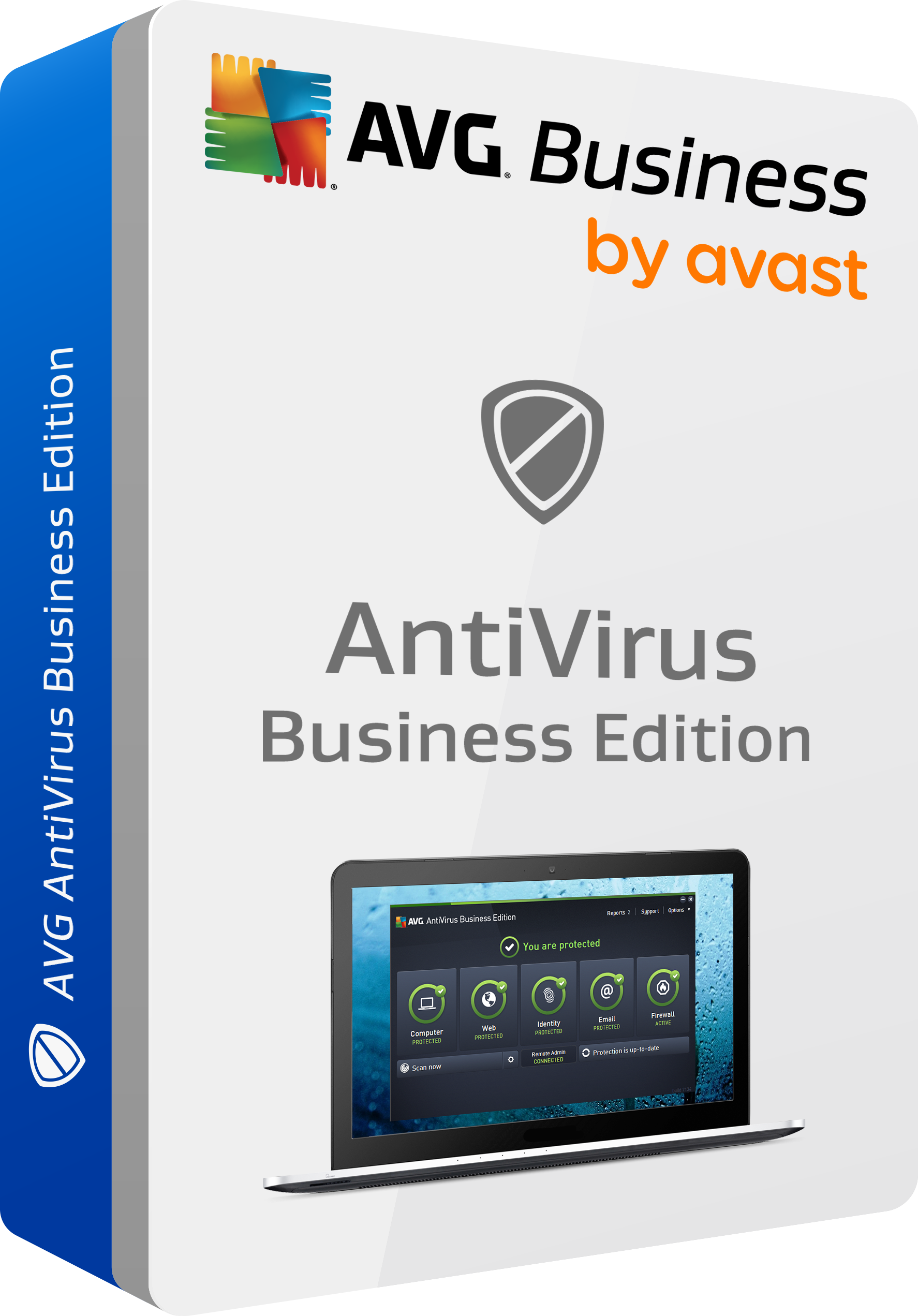 AVG Antivirus Business Edition, 2 Years License