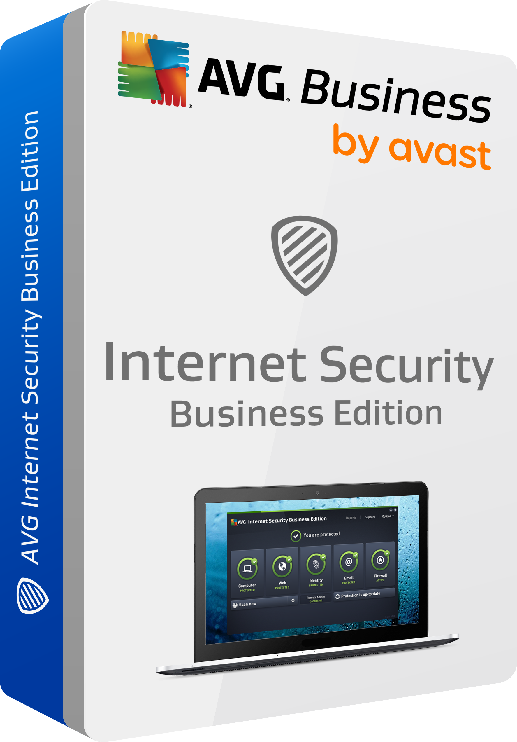 AVG Internet Security Business Edition, 1 Year License