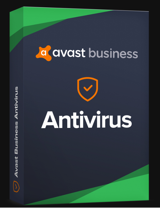 Avast Business Antivirus Managed 1 Year License