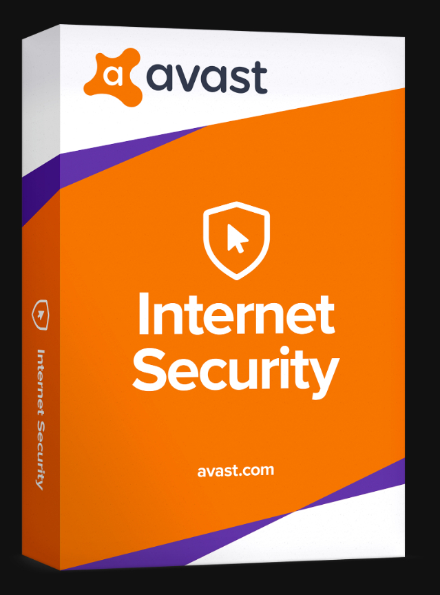 Avast Internet Security 1 Year License