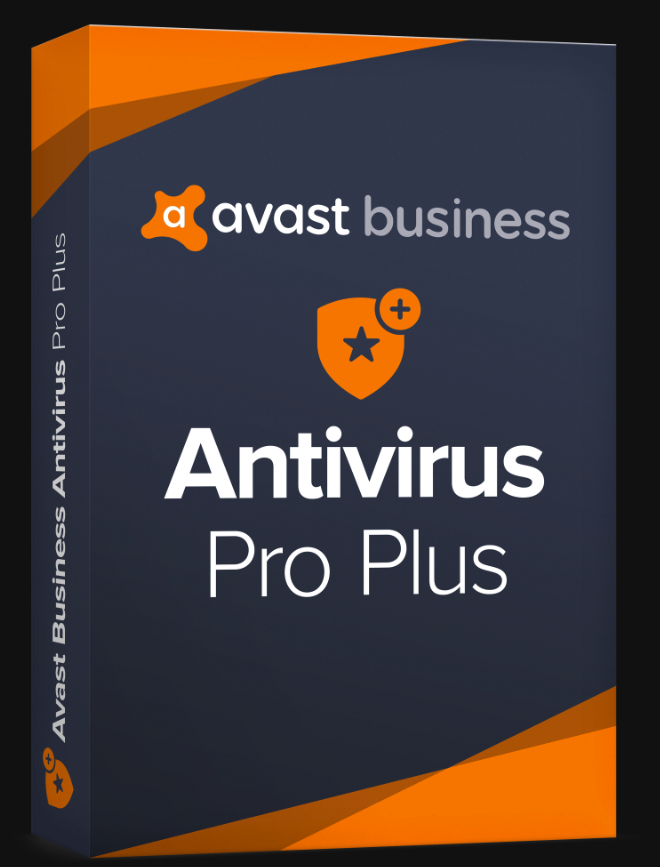 Avast Business Antivirus Pro Plus Managed 3 Years License