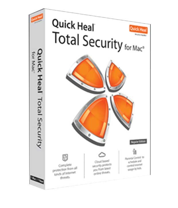 Quickheal Total Security for Mac