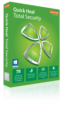 Quickheal Total Security 1 Year License